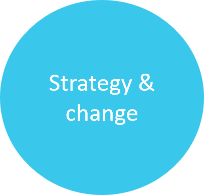 Strategy and change