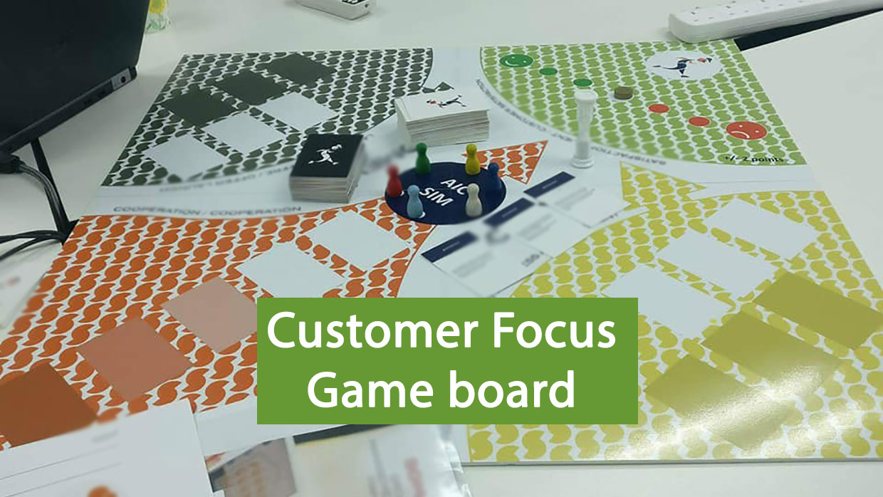 ustomer-focus-Game-board
