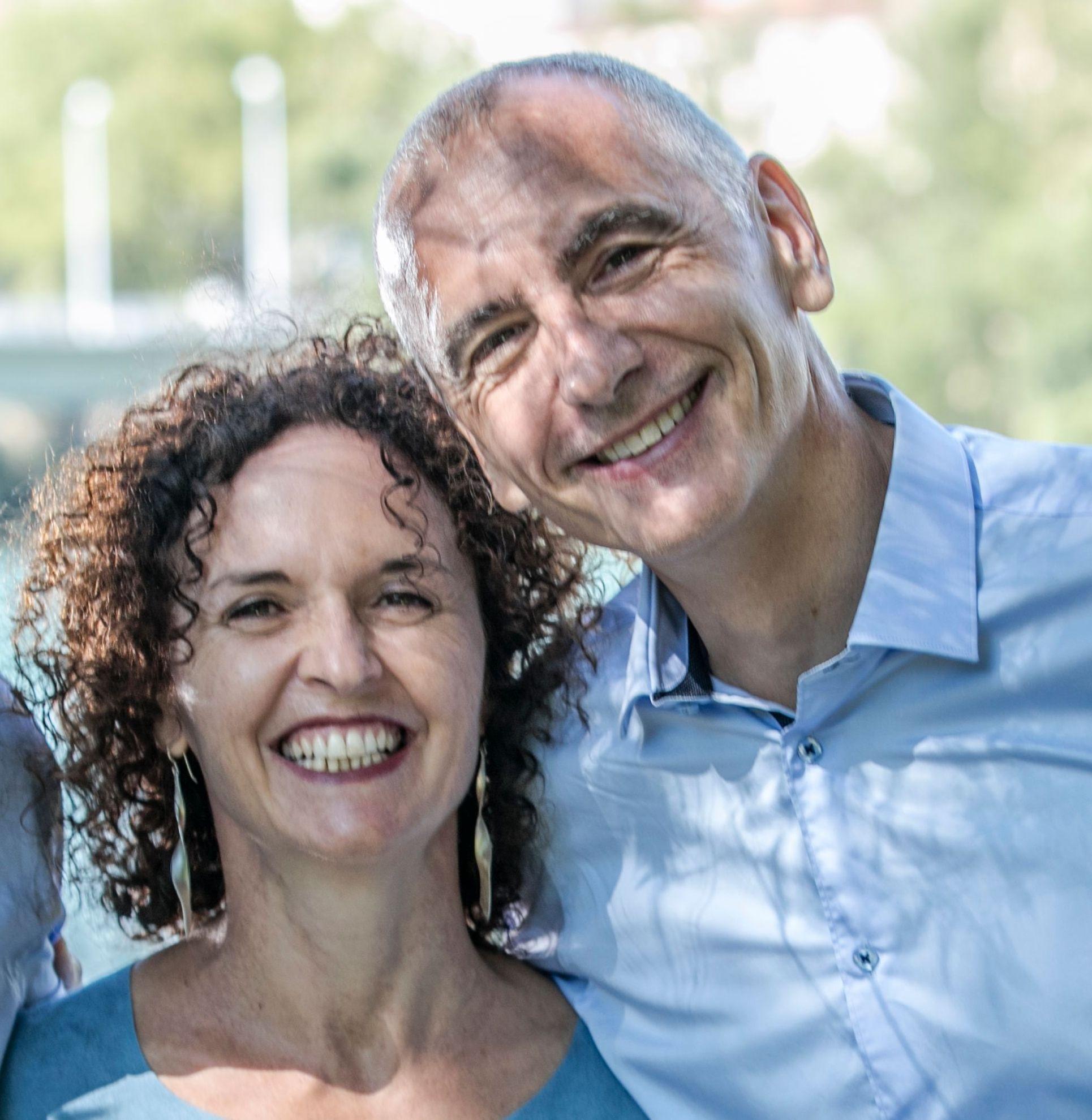 Martine et Jean Chaillet